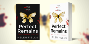Helen Fields covers